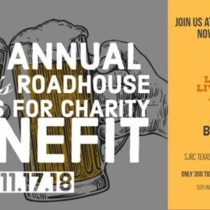 6th Annual Max's Roadhouse Cheers for Charity Benefit!